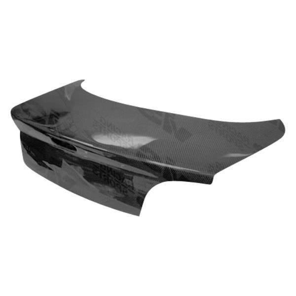VIS Racing - Carbon Fiber Trunk OEM Style for Nissan S 15 2DR 99-02