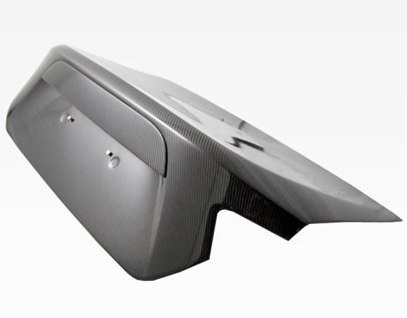 VIS Racing - Carbon Fiber Trunk OEM Style for Subaru BRZ 2DR 13-17