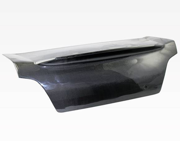 VIS Racing - Carbon Fiber Trunk Demon Style for Subaru WRX 4DR 04-07