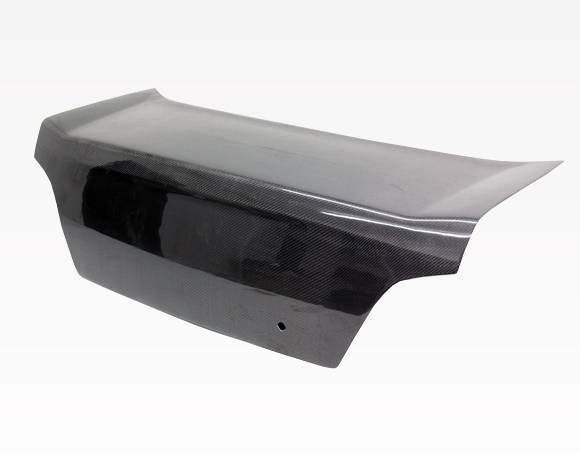VIS Racing - Carbon Fiber Trunk OEM Style for Subaru WRX 4DR 02-03