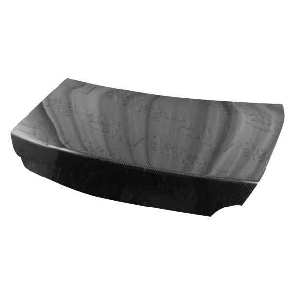 VIS Racing - Carbon Fiber Dry Trunk OEM Style for Nissan Skyline R35 2DR 09-16