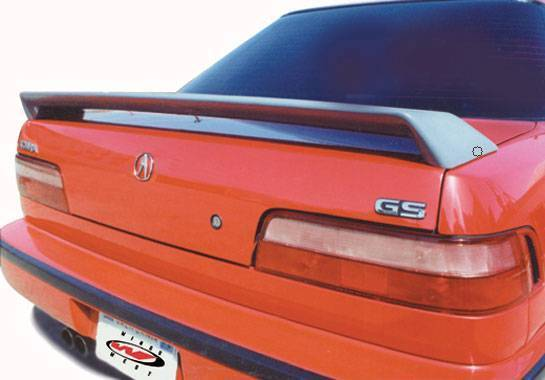 Wings West - 1990-1993 Acura Integra 4Dr M3 Style Spoiler