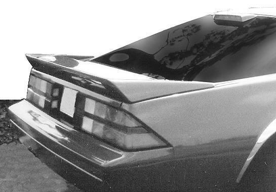 Wings West - 1982-1992 Chevrolet Camaro Wrap Around Spoiler