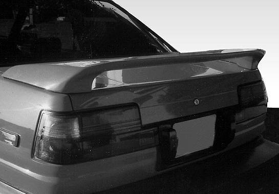 Wings West - 1984-1987 Toyota Corolla 2Dr. California Style  Wing No Light