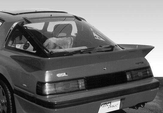 Wings West - 1979-1985 Mazda Rx7 Big Racing Imsa Tail Spoiler