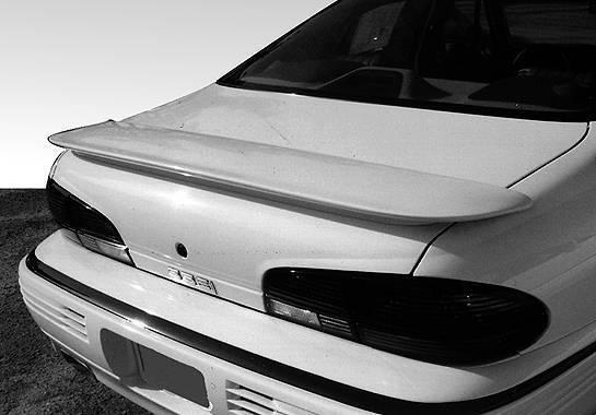 Wings West - 1992-1995 Pontiac Bonneville Factory Style Rear Spoiler No Light