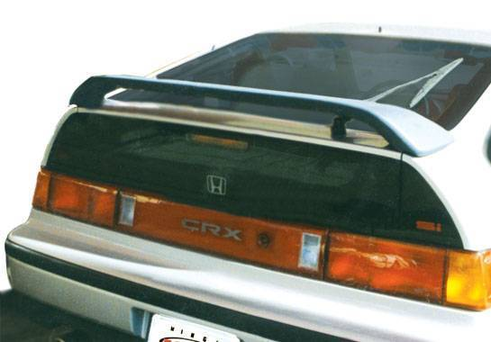 Wings West - 1988-1991 Honda Crx M3 Style Spoiler