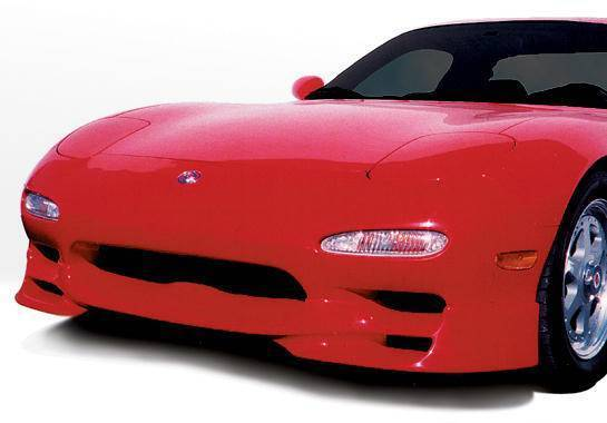 Wings West - 1993-1997 Mazda Rx-7 W-Typ Front Lip