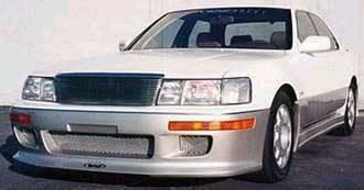 Wings West - 1990-1994 Lexus Ls 400 4Dr Ww Front Bumper