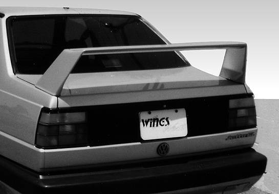 Wings West - 1982-1992 Volkswagen Jetta High Wing 11 inches No Light