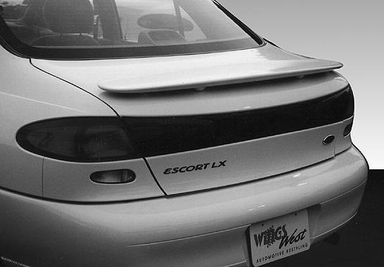Wings West - 1997-2002 Ford Escort/Zx2 2/4 Door Factory Style Wing No Light