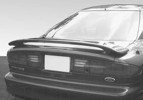 Wings West - 1993-1997 Ford Probe Factory Style Wing No Light