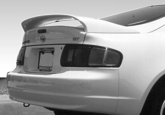 Wings West - 1994-1999 Toyota Celica Liftback Factory Style Wing No Light