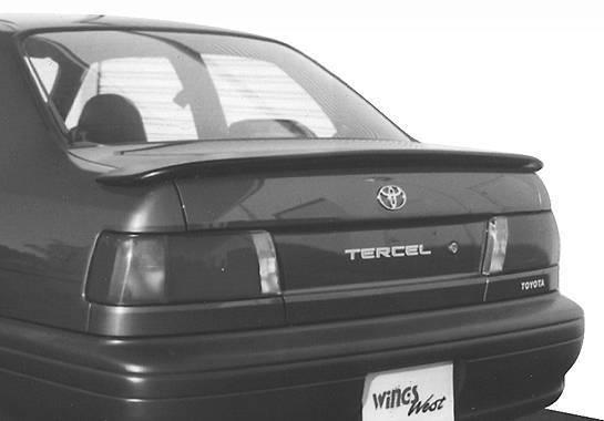 Wings West - 1991-1994 Toyota Tercel Flushmount Spoiler