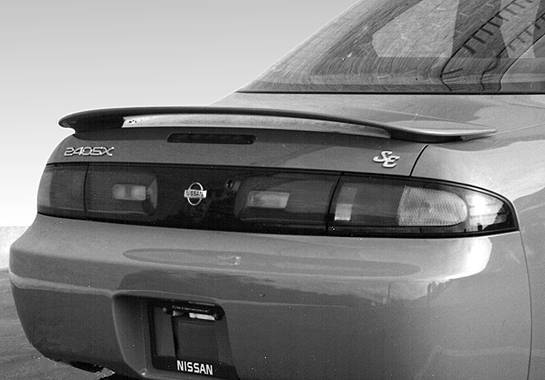 Wings West - 1995-1998 Nissan 240Sx 2Dr Factory Style Spoiler