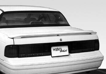 Wings West - 1989-1997 Mercury Cougar 3 Leg Wing No Light