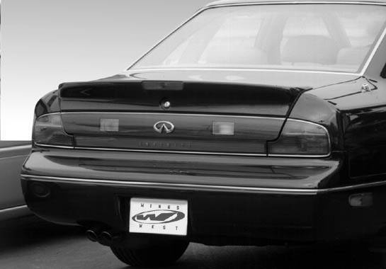 Wings West - 1990-1996 Infiniti Q45 Factory Style Wing No Light