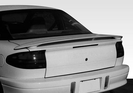 Wings West - 1991-1996 Saturn Sc Coupe In 95 Factory Style Wing No Light