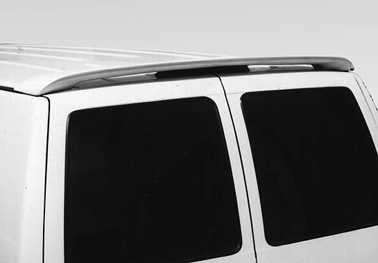 Wings West - 1994-2002 Chevrolet Astro Van Custom Style Over Roof Light Bakers Door