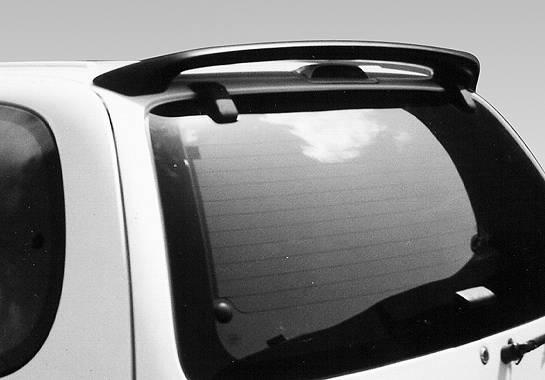 Wings West - 1995-1999 Nissan Quest Mini Van Rear Window Wing No Light