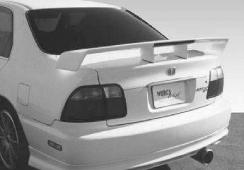 Wings West - 1994-2001 Acura Integra 2/4Dr Touring Style Wing No Light