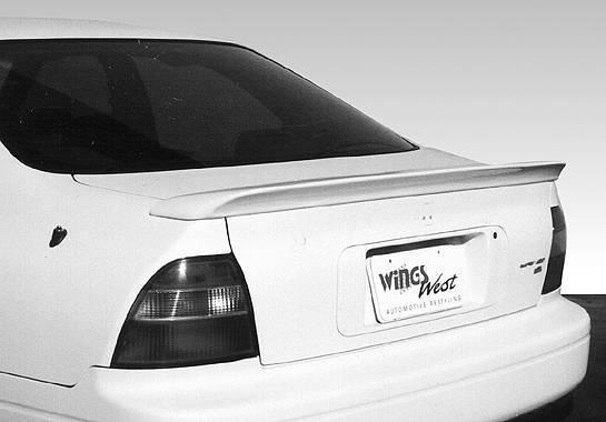 Wings West - 1996-1997 Honda Accord 2/4Dr Custom Flushmount No Light
