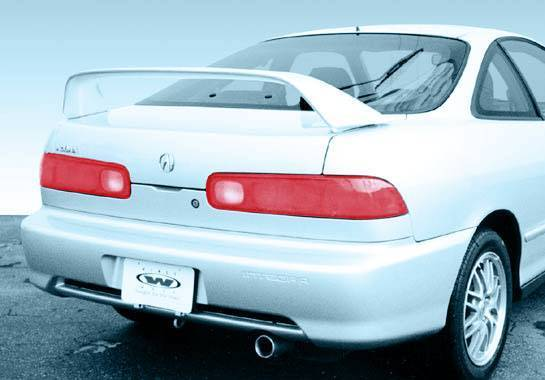 Wings West - 1994-2001 Acura Integra 2Dr Type R Wing No Light