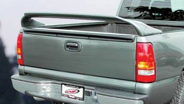 Wings West - 1994-2003 Chevrolet S 10 Sportside Texas Tail No Light