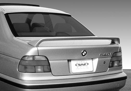 Wings West - 1997-2003 Bmw E39 4Dr Factory Style 2 Leg Wing No Light