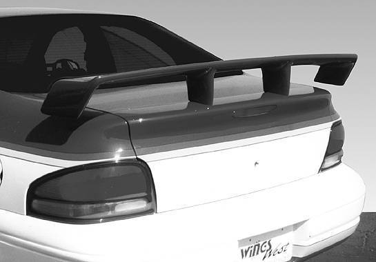 Wings West - 1995-2000 Chrysler Cirrus Touring Style Wing No Light