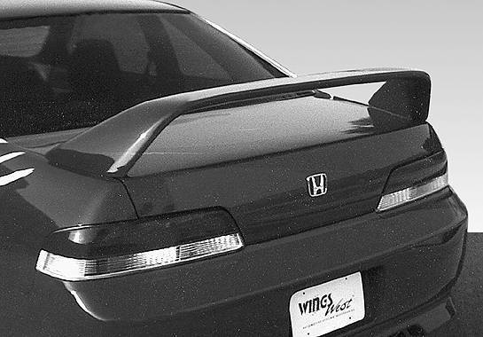 Wings West - 1997-2002 Honda Prelude Type-R Style Wing No Light