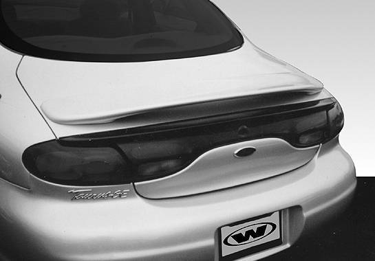 Wings West - 1996-1999 Ford Taurus 98 Factory Style Wing No Light