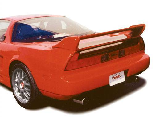 Wings West - 1991-2005 Acura Nsx Commando Wing