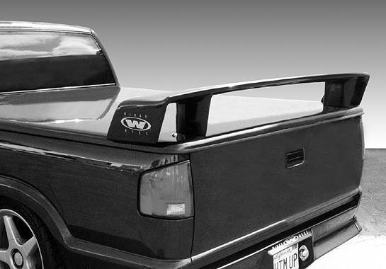 Wings West - 1996-2004 Gmc S-Series Touring Style For Tonneau Cover No Light