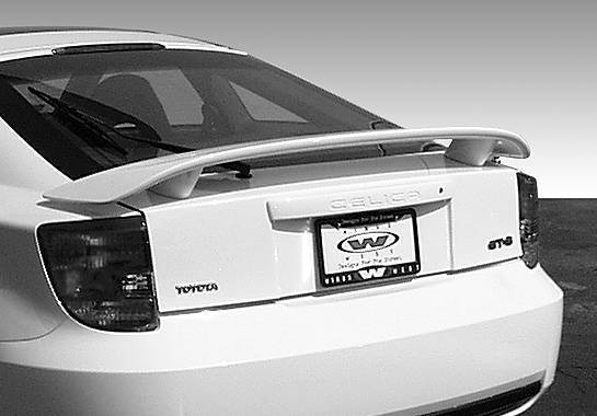 Wings West - 2000-2005 Toyota Celica Factory Style Spoiler No Light