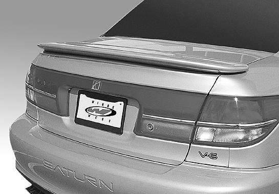 Wings West - 2000-2002 Saturn L-Series Oem 4Dr. Flush Mount Wing No Light
