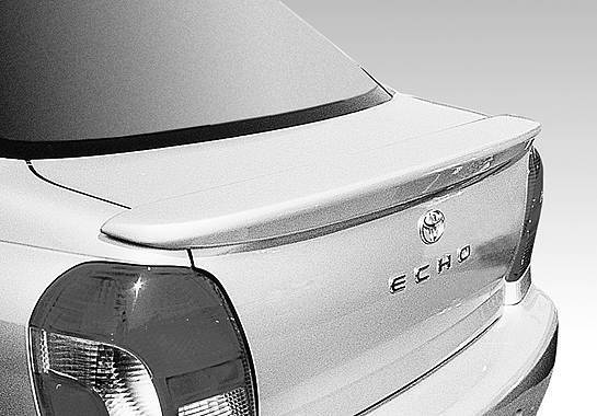 Wings West - 2000-2002 Toyota Echo Factory Style Flushmount Wing No Light