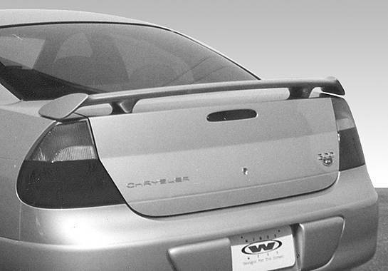 Wings West - 1996-2002 Chrysler 300M Factory Style Wing No Light