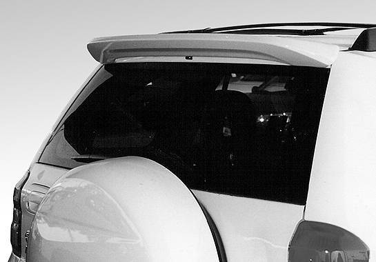 Wings West - 2001-2002 Toyota Rav 4 Factory Style Wing No Light