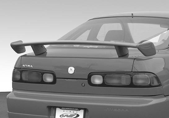 Wings West - 1994-2001 Acura Integra 2Dr Touring Type 2 Wing No Light