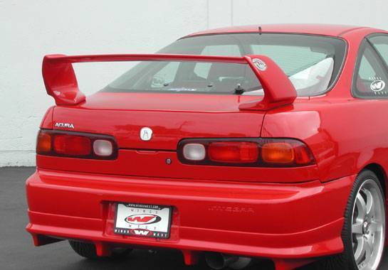 Wings West - 1994-2001 Acura Integra 2Dr ProWing No Light