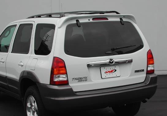 Wings West - 2002-2004 Mazda Tribute Factory Roof Spoiler