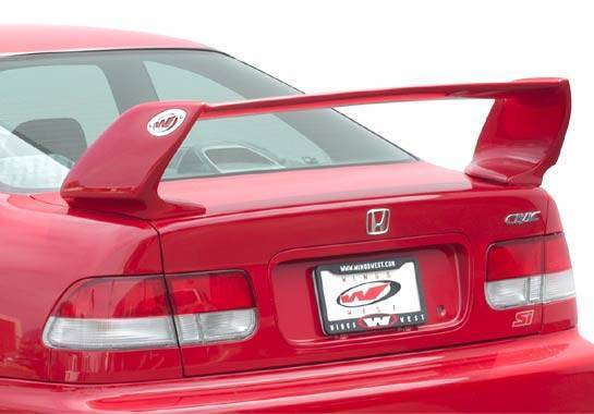 Wings West - 1996-2000 Honda Civic 2Dr Coupe ProWing