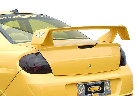 Wings West - 2000-2005 Dodge Neon Rally Series Wing