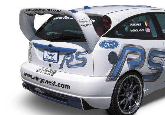 Wings West - 2000-2007 Ford Focus Hb Zx3 Wrc Wing
