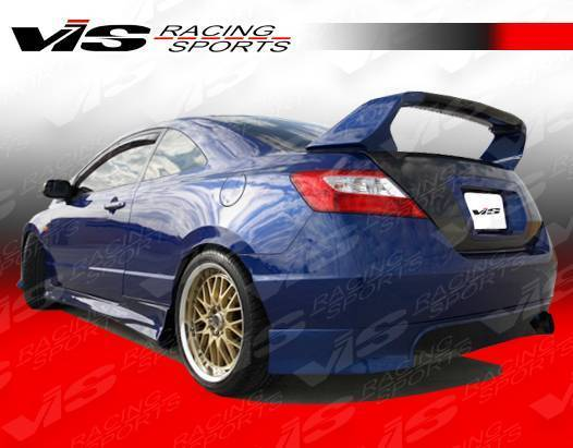 Wings West - 2006-2011 Honda Civic 2Dr Type R Trunk Spoiler