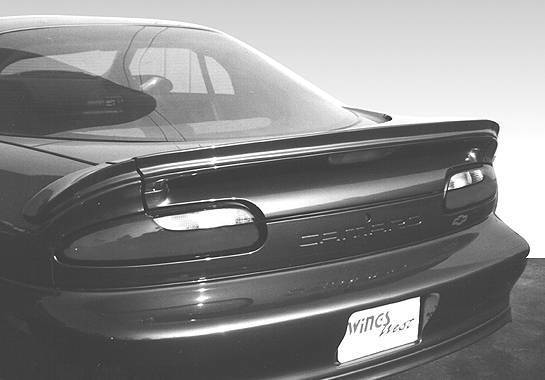Wings West - 1993-2002 Chevrolet Camaro Factory Style 3Pc. Lip Spoiler