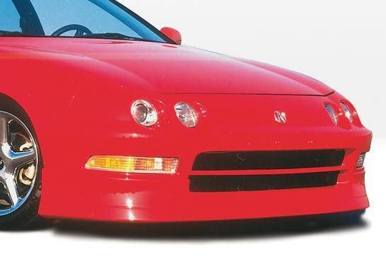 Wings West - 1994-1997 Acura Integra 2/4Dr Racing Series Front Lip Polyurethane