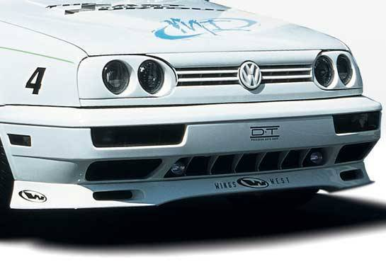 Wings West - 1993-1998 Volkswagen Golf Custom Style Front Lip