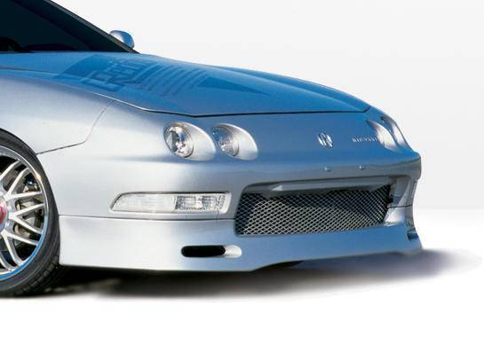 Wings West - 1994-1997 Acura Integra 2/4Dr Typ 2 Vented Air Dam